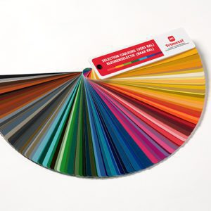 RAL color book