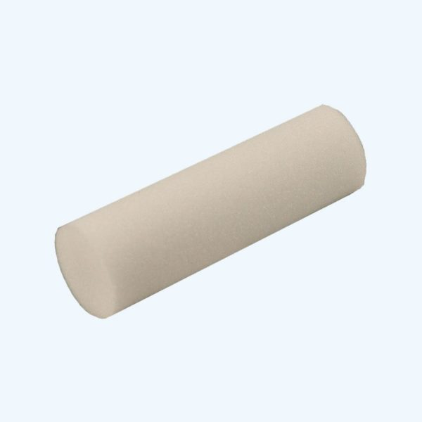 Foam roller super fine for synthetic paints – Smooth surface – 10cm straight