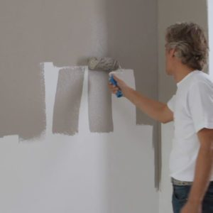 All you need to paint your wall