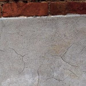 Facade system - dynamic cracks - thick layer structured - breathable - Quartz