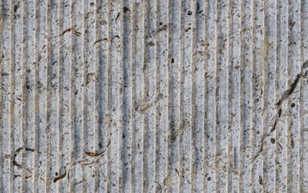 Facade system - structured - dry surface - thin layer quartz finish - breathable
